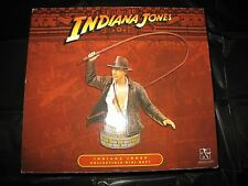 "GENTLE GIANT ""INDIANA JONES COLLECTIBLE MINI BUST"" - NEW"