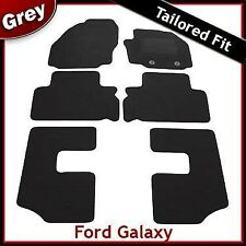Ford Galaxy Mk2 2006-2015 Fully Tailored Fitted Carpet Car Floor Mats GREY