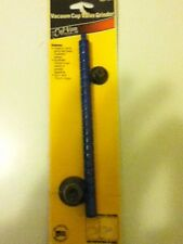 """CAL-VAN TOOL # 561  VACUUM CUP VALVE GRINDER WITH A 7/8"""" & A 1 5/16"""" RUBBER CUP"""