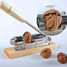 Manual Heavy Duty Rocket Nut Cracker Nutcracker Nut Sheller Home Kitchen Tool