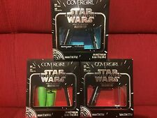 Star Wars COVER GIRL Collector Edition COMPLETE SERIES Trilogy Tones FULL SETS