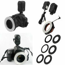 Hot C48LED Macro Ring Round Flash Camera Studio Light Adapter Ring for Camera SY