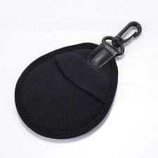 2 Slots Camera Lens Filter Bag Case Wallet Pouch Hook f CPL UV IR 52 58 62 67 77