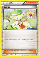BIANCA HOLO 109/113 - LEGENDARY TREASURES POKEMON TRAINER CARD - IN STOCK NOW!