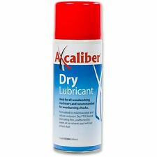 Axcaliber Dry Lubricant Formulated to Minimise Wear and Reduce Corrosion 503468