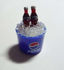 PEPSI COLA Bottles in Ice Bucket  Limited Edition FRIDGE MAGNET Novelty