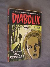 DIABOLIK ORIGINALE ANNO XIV n°  5 - 1975 - RARO - OTTIMO