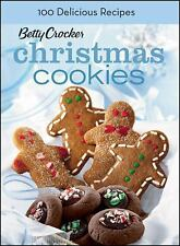 Betty Crocker Christmas Cookies, BN Edition: 100 Recipes for the Way You Really