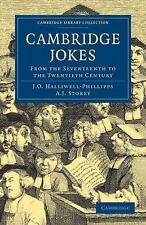 Cambridge Library Collection - Cambridge: Cambridge Jokes : From the...