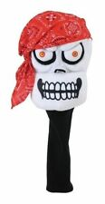 Winning Edge Pirate Skull Golf Driver Head cover