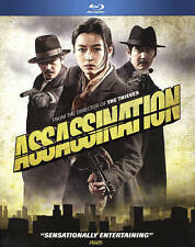 Assassination (Blu-ray Disc, 2015)New,Authentic,Lee Jung,Korean,(WGU01656B)