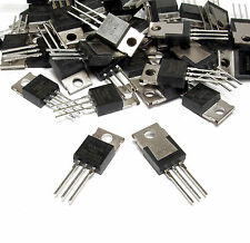 50x buk456-100a/BRE 456 N-Channel Power MOSFET, 100v/34a, to220, NOS
