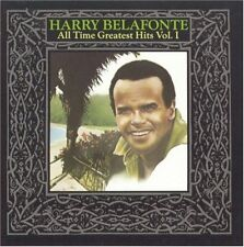 Harry Belafonte All time greatest hits 1 (14 tracks, 1952-69/78) [CD]