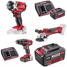™ Ozito 18v Cordless COMBO KIT 18v x2 LITIO batterys FAST CHARGER KIT COMPLETO