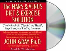 The Mars and Venus Diet and Exercise Solution: Create the Brain Chemi 1559279206