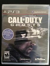 Call of Duty Ghosts Sony Playstation 3 PS3 Brand New Sealed Skip Black Friday