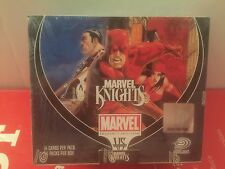 Marvel Knights VS System CCG Booster Box Trading Card - New Factory Sealed!