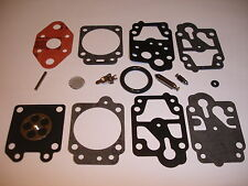 KIT FOR WALBRO CARBURETTOR DIAPHRAGM GASKET 753-1225 753-04296 WYL-240-1 WYL-242