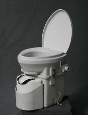 Nature's Head Composting Toilet (ships direct from manufacturer). SPIDER HANDLE