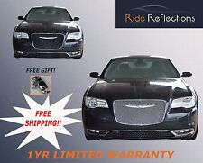Fits 2015-2016 CHRYSLER 300 OVERLAY MESH GRILLE (C/LIMITED)!!