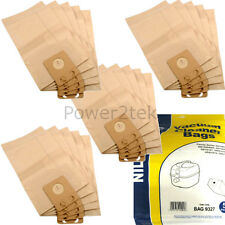 20 x GD Dust Bags for Nilfisk HDS1010 HDS2000 SALTIX 3 Vacuum Cleaner