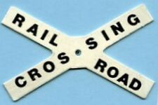 PLASTIC REPLACEMENT CROSSBUCK 759/760 + Rivet for American Flyer S Gauge Trains