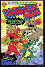RADIOACTIVE MAN #2 NEAR MINT #88 ON THE COVER (1st SERIES 1993 BONGO COMICS)