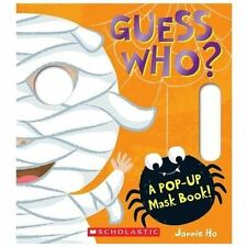 Guess Who? by Jannie Ho (2013, Board Book)