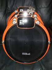 "Drumit5 2box 10"" MESH head Drum Trigger"