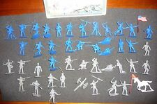 CIVIL WAR TOY SOLDIERS UNION REB  MARX BRITAINS COPY