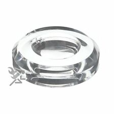 """Baseball, Crystal Balls, Egg Display Stand Large 2"""" Round Dimple Block Qty: 3"""