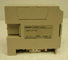 OMRON SYSMAC  NT600M-LB121  C200H Interface Unit  *XLNT*