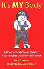 It's My Body (Children's Safety & Abuse Prevention)-ExLibrary