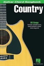 Country (Guitar Chord Songbook) by Hal Leonard Corp.