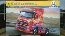 Italeri 1:24 No 3821 Volvo FH 16 Globetrotter XL LKW Truck Plastic Model kit