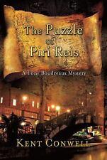 The Puzzle of Piri Reis (A Tony Boudreaux Mystery) (A Tony Boudreau Mystery)