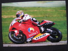 Photo Antena 3 Yamaha d'Antin YZR500 2002 #20 Pere Riba (ESP) Dutch TT Assen