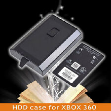Hard Disk Drive HDD Internal Case Shell for XBOX 360 Slim GV