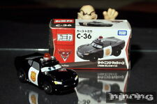 TOMICA C-36 Lightning McQueen Police car CARS Rescue (Japan ver.)