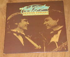 THE EVERLY BROTHERS - REUNION CONCERT VINYL LP FIRST PRESSING