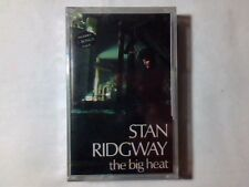 STAN RIDGWAY The big heat mc SIGILLATA RARISSIMA