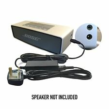 UK 240v AC-DC 12v 2A 5.5mm Mains-Adaptor/Charger fits Bose SoundLink-Mini