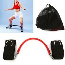 Bandas de resistencia ejercicio conjunto de Cuerda para Entrenamiento Deporte Taekwondo yoga de la pierna