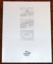 1994 JAGUAR & DAIMLER Sales Brochure inc XJS - Mint Brand New Old Stock!!