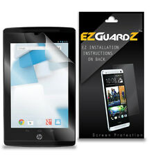 3X EZguardz Screen Protector Cover HD 3X For HP Slate 7 Extreme (Ultra Clear)