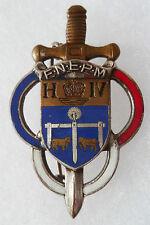Insigne ENEPM PAU ECOLE NATIONALE ENTRAINEMENT PHYSIQUE MILITAIRE ORIGINAL
