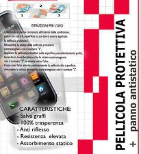 Pellicola protettiva proteggi LCD per HTC DESIRE HD