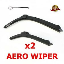 "For Mercedes Sprinter 1995 To 06 24""22""Dynamic Wiper Blades Aero Flat Windscreen"
