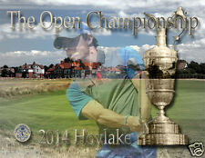 British Open 2014/Golf Poster/Hoylake/Royal Liverpool/The Open Championship