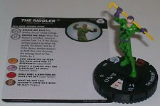 THE RIDDLER FF006 Batman and His Greatest Foes Joker's Wild HeroClix Fast Forces